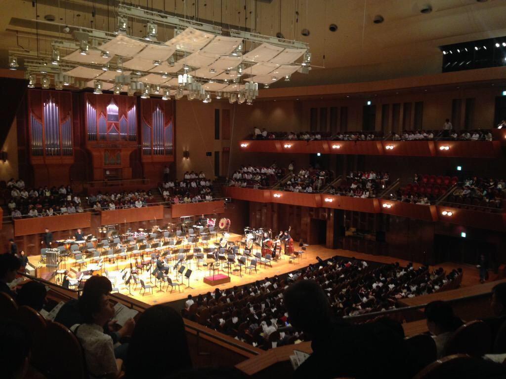 なにわ《オーケストラル》ウィンズ 大阪公演 昼夜本番